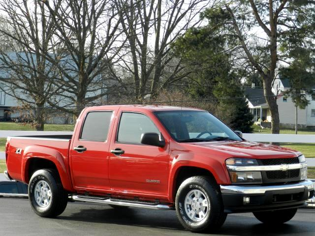 2004 Chevrolet Colorado Z71 Crew Cab 4WD