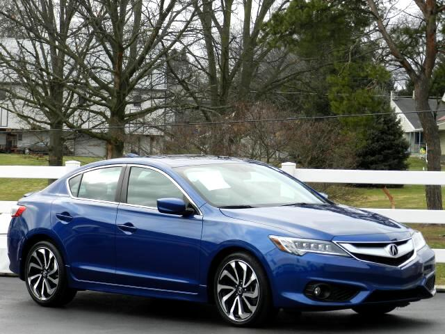 2016 Acura ILX 5-Spd AT