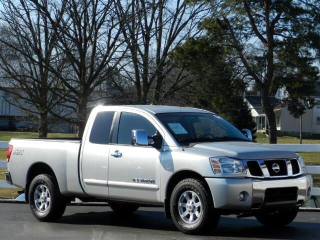 2006 Nissan Titan LE King Cab 4WD