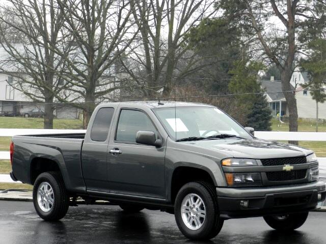 2010 Chevrolet Colorado LT EXT CAB 4WD