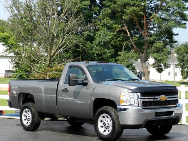 2014 Chevrolet Silverado 2500HD Work Truck Long Box 4WD