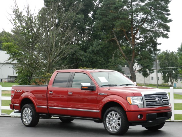 2010 Ford F-150 Platinum Supercrew 6.5ft Bed 4WD