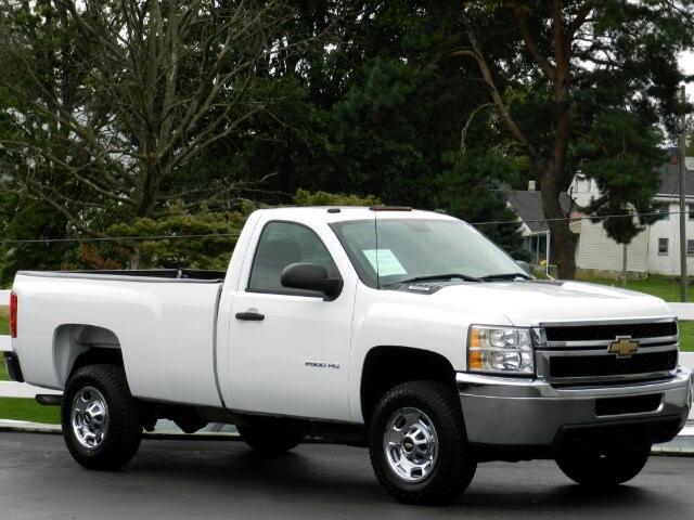 2011 Chevrolet Silverado 2500HD Work Truck Long Box 4WD