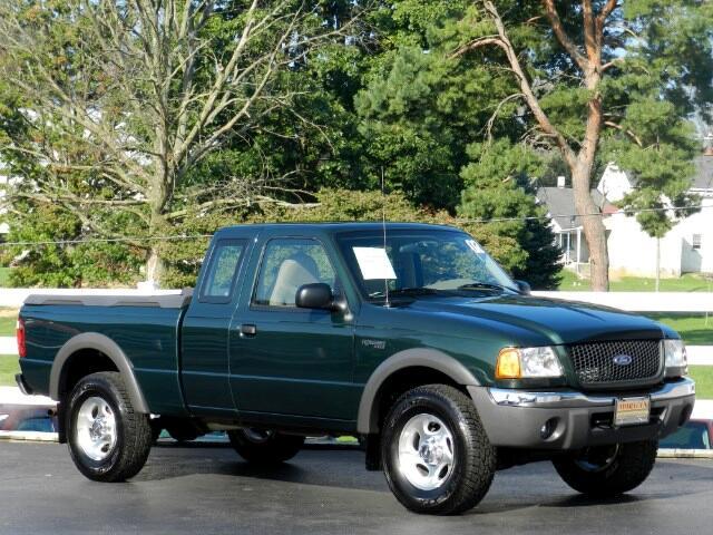 2002 Ford Ranger XLT SuperCab 4WD - 395A