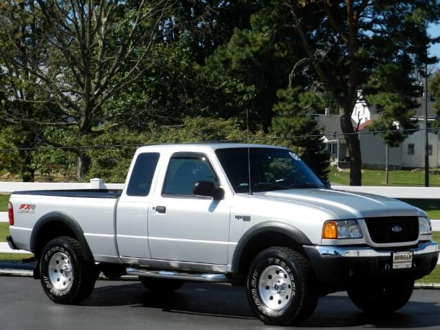 2003 Ford Ranger FX4 Level 2 SuperCab 4WD
