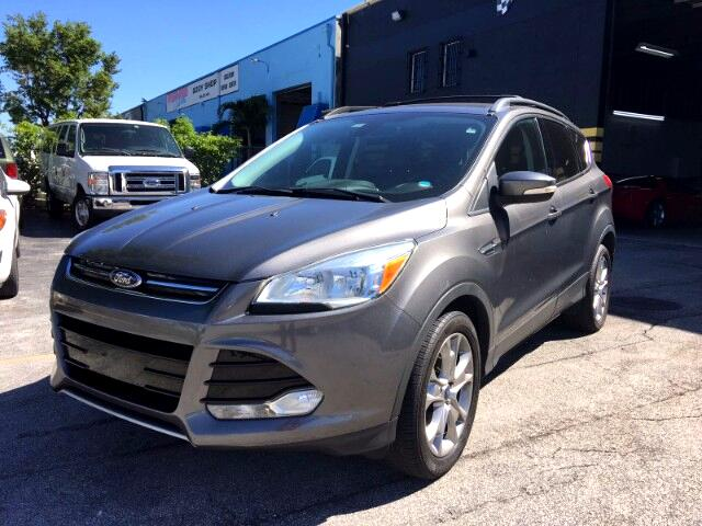 2013 Ford Escape EcoBoost SEL