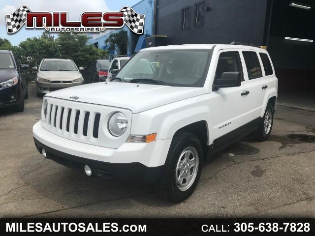 16 Jeep Patriot