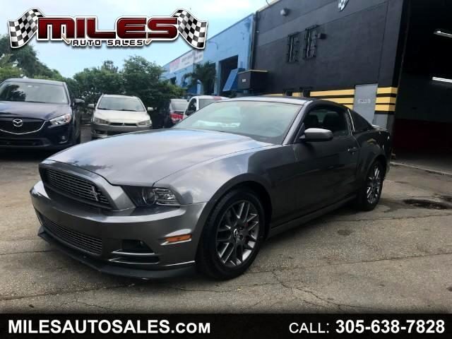 14 Ford Mustang