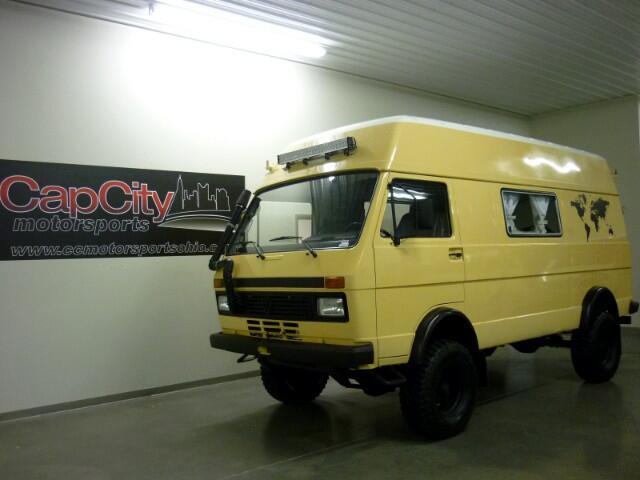 1989 Volkswagen LT40 Expedition Edition