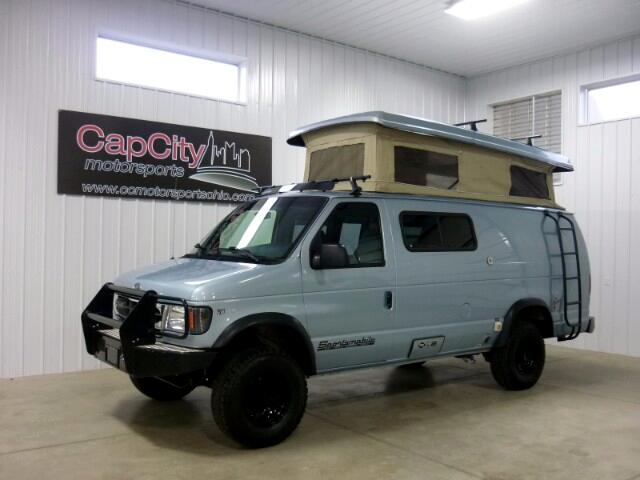 2000 Ford Econoline E250 Sportsmobile