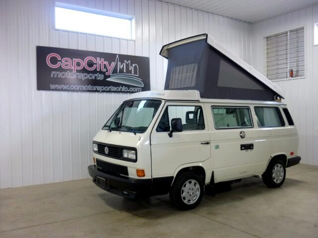1988 Volkswagen Vanagon Camper GL