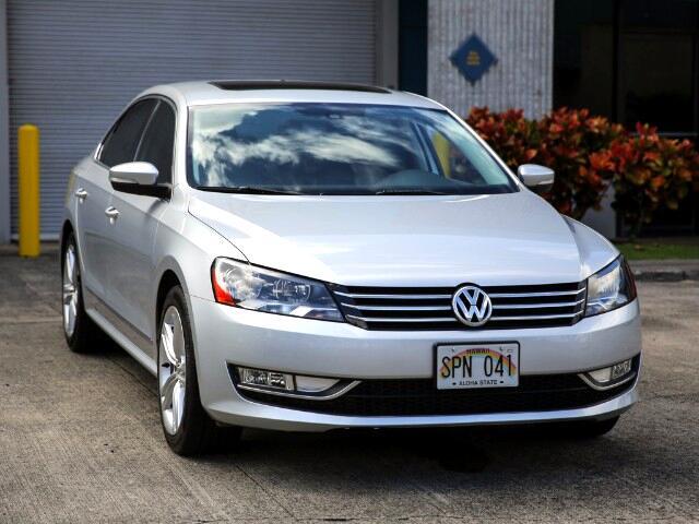 2015 Volkswagen Passat 1.8T SE Sedan