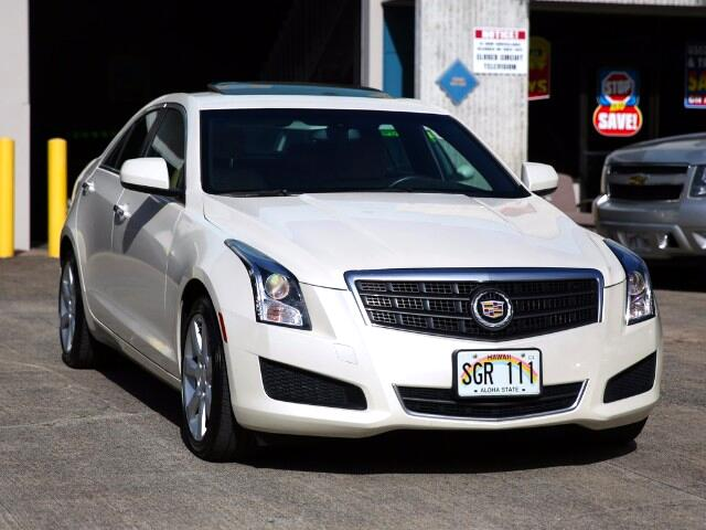 2014 Cadillac ATS 2.0T Turbo Sedan
