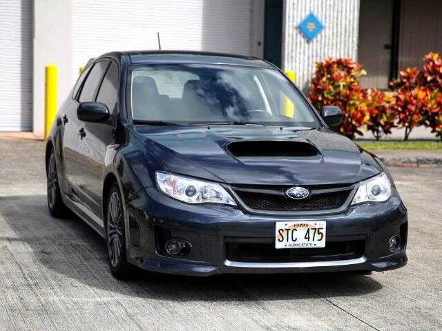 2013 Subaru Impreza WRX Premium Wagon