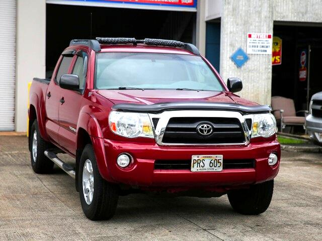 2007 Toyota Tacoma Double Cab PreRunner SR5