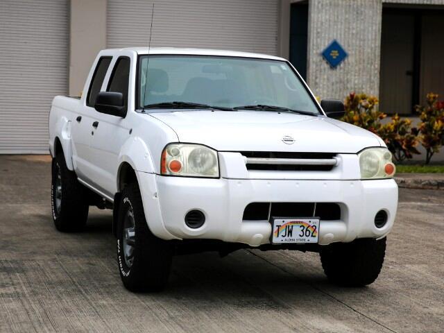 2004 Nissan Frontier XE Crew Cab