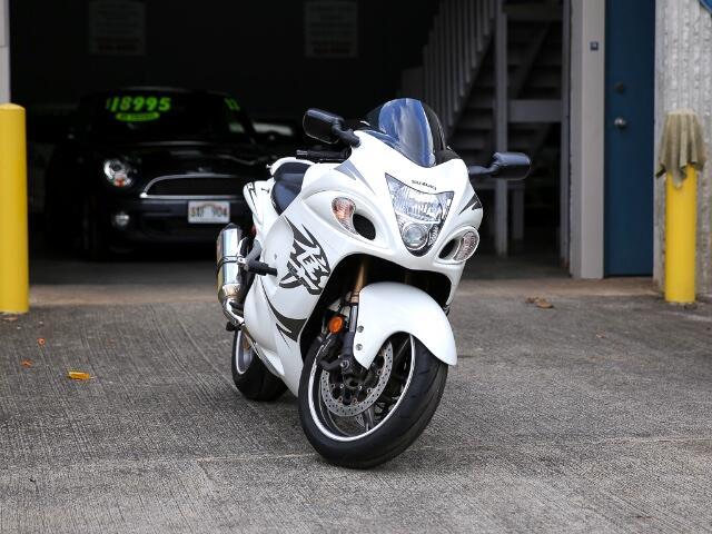 2011 Suzuki GSX1300R Hayabusa