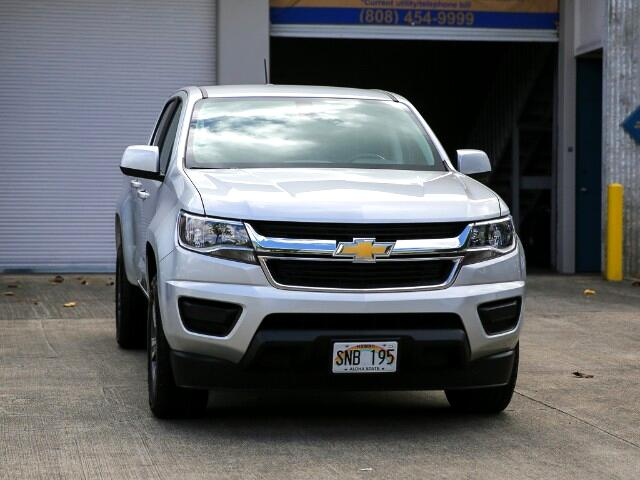 2015 Chevrolet Colorado LT Crew Cab