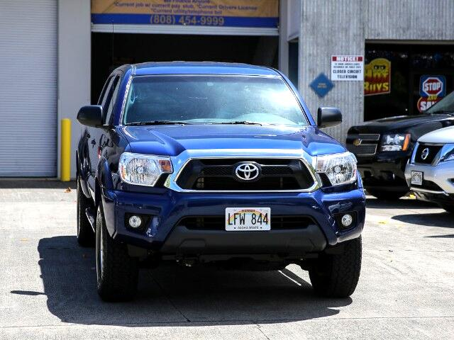 2014 Toyota Tacoma PreRunner Double Cab TRD Package