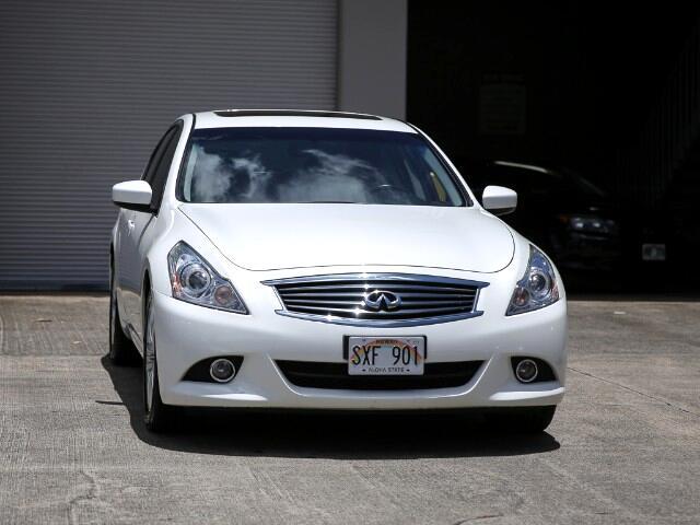 2013 Infiniti G37 Journey Sedan