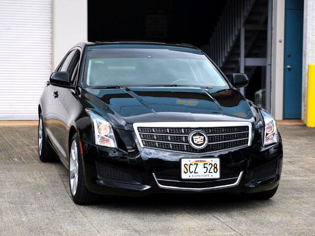 2014 Cadillac ATS 2.0T Sedan