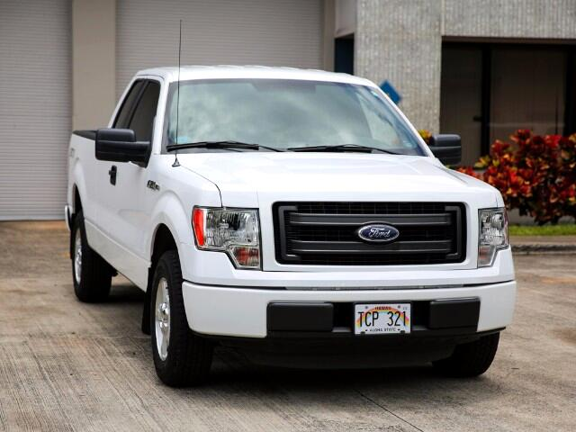 2014 Ford F-150 STX SuperCab 6.5ft Bed