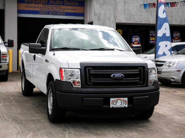 2013 Ford F-150 XL Regular Cab 8ft