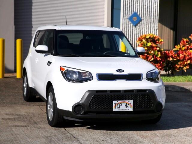 2014 Kia Soul Wagon 4D