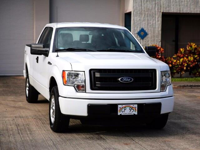 2014 Ford F-150 STX Supercab 6.5-ft Bed