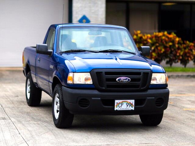 2008 Ford Ranger XL Regular Cab
