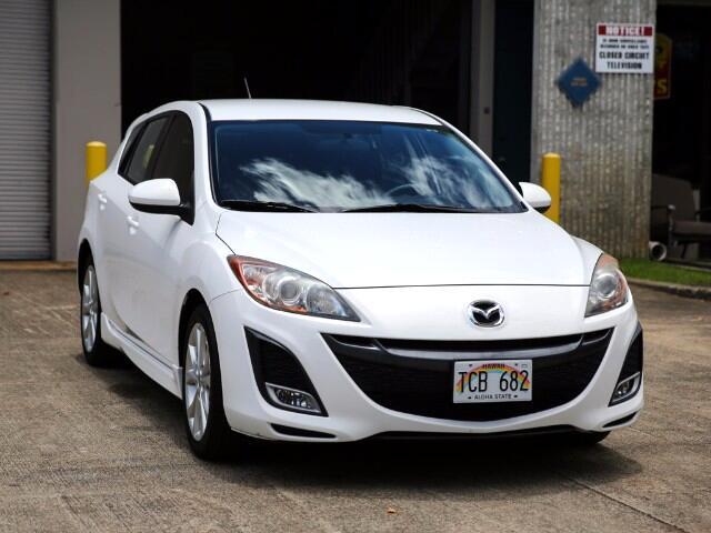 2011 Mazda MAZDA3 S Sport Hatchback