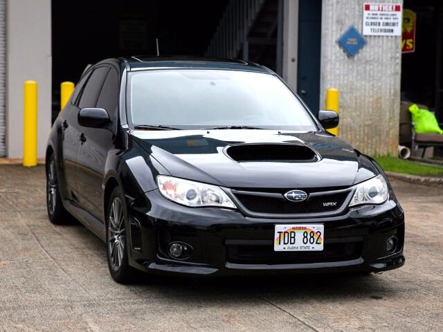 2013 Subaru Impreza WRX Limited Hatchback