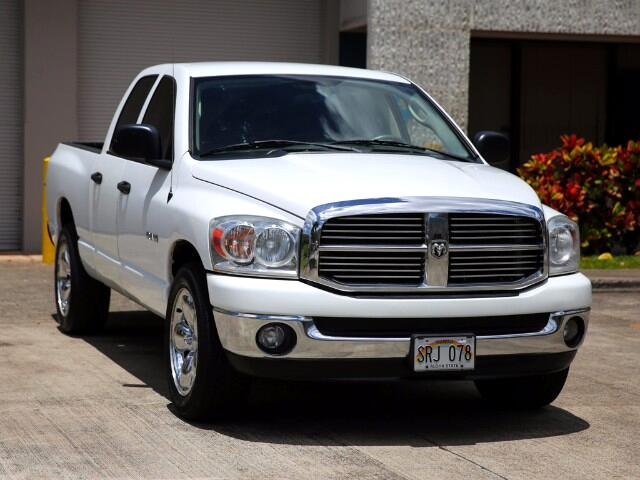 2008 Dodge Ram 1500 SLT Quad Cab Big Horn