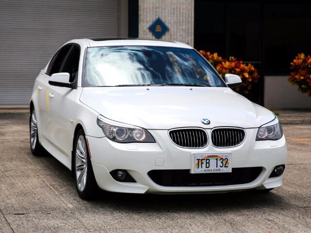 2010 BMW 5-Series 535i w/ M Package