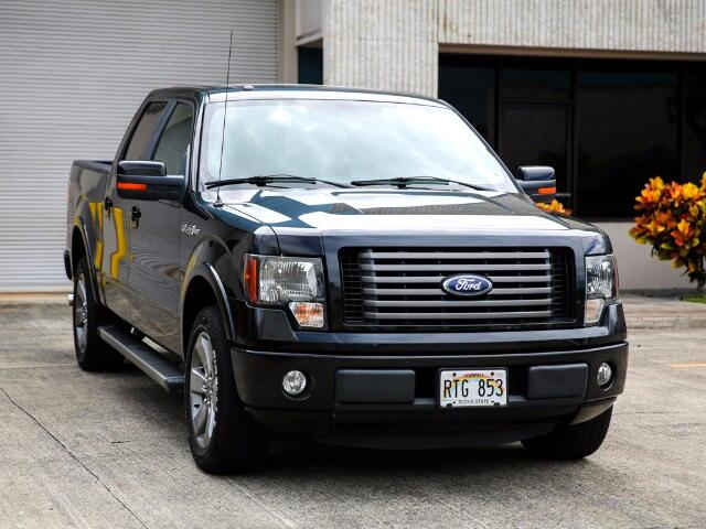 2012 Ford F-150 FX2 SuperCrew Cab