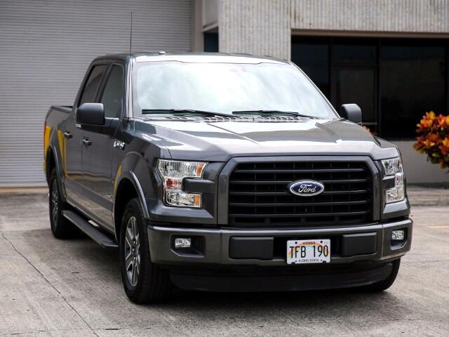 2015 Ford F-150 XLT SuperCrew Texas Edition