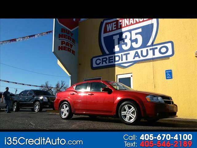 2010 Dodge Avenger R/T  405-591-2214 CALL NOW for live person 9-6PM