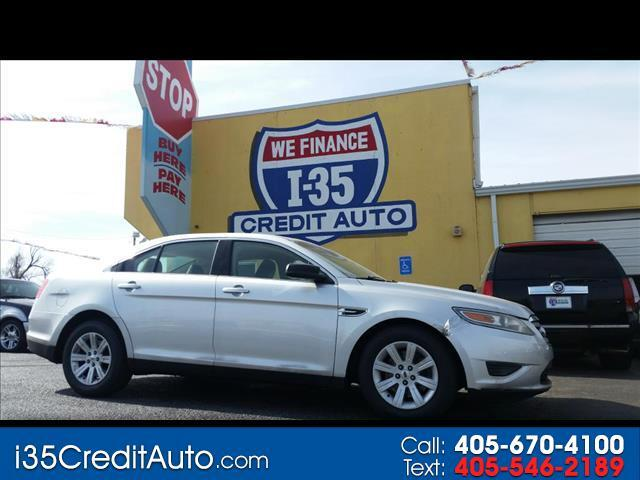 2010 Ford Taurus LIMITED  405-591-2214 CALL NOW for live person 9-6