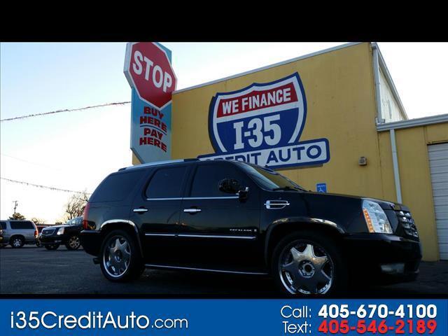 2007 Cadillac Escalade Platinum 405-591-2214 CALL NOW for live person 9-6