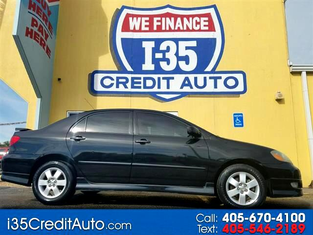 2005 Toyota Corolla S   405-591-2214 CALL NOW 24/7 or TEXT Below
