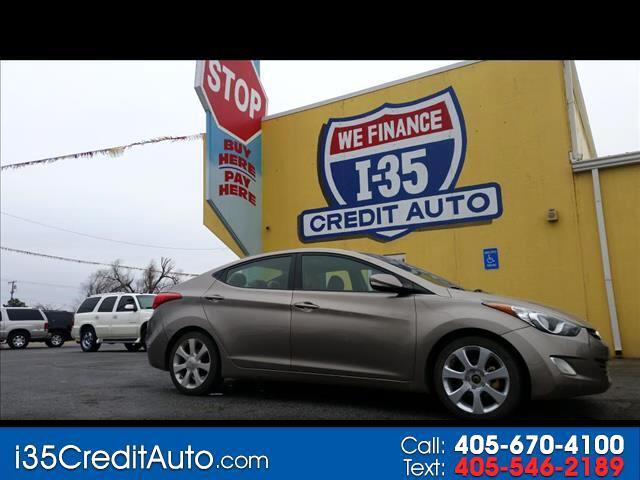 2013 Hyundai Elantra LIMITED   405-591-2214 CALL NOW 24/7 or TEXT Below