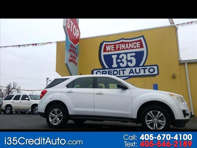 2012 Chevrolet Equinox LS   405-591-2214 CALL NOW 24/7 or TEXT Below
