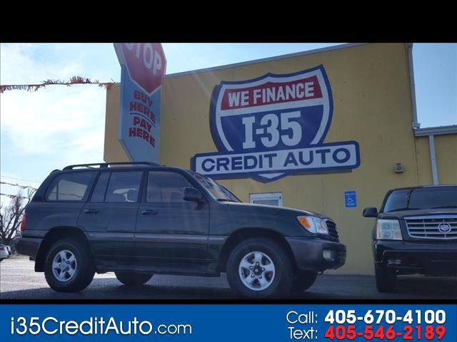 1999 Toyota Land Cruiser 4x4   405-591-2214 CALL NOW 24/7 or TEXT Below