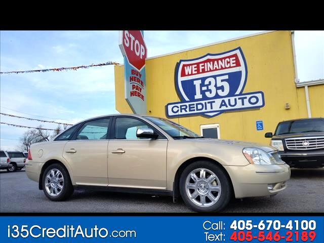 2007 Ford Five Hundred Limited  405-591-2214 CALL NOW or TEXT Below 24/7