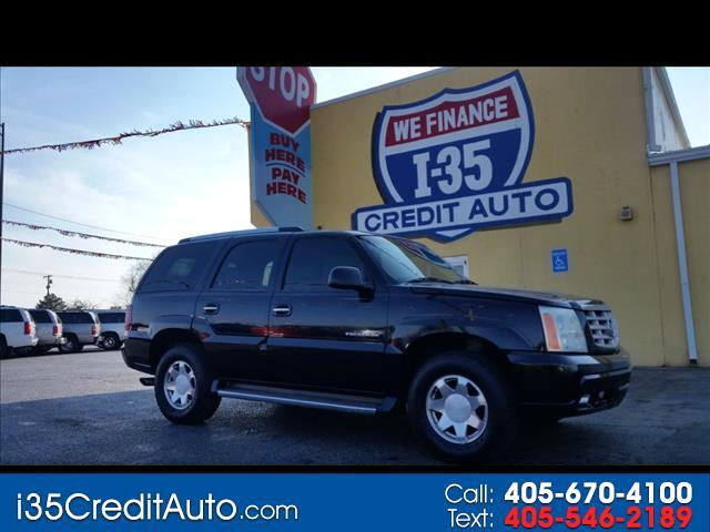 2002 Cadillac Escalade AWD Luxury 405-591-2214 CALL NOW or TEXT Below 24/