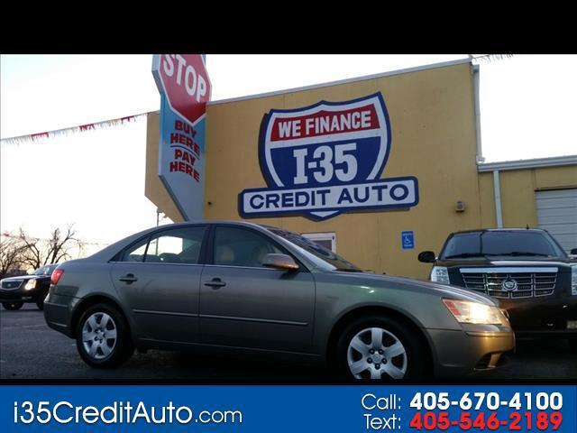 2009 Hyundai Sonata GLS V6  405-591-2214 CALL NOW or TEXT Below 24/7