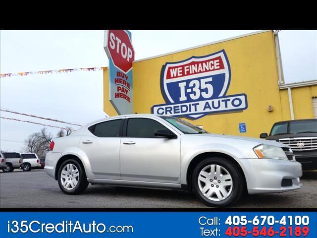 2011 Dodge Avenger EXPRESS! 405-591-2214 CALL NOW or TEXT Below 24/7