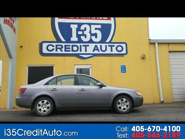 2007 Hyundai Sonata GLS XM 405-591-2214 CALL NOW or TEXT Below 24/7