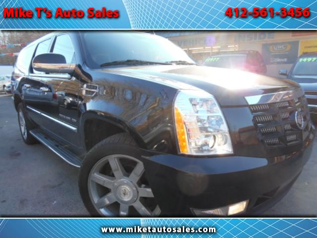 2011 Cadillac Escalade ESV AWD Luxury