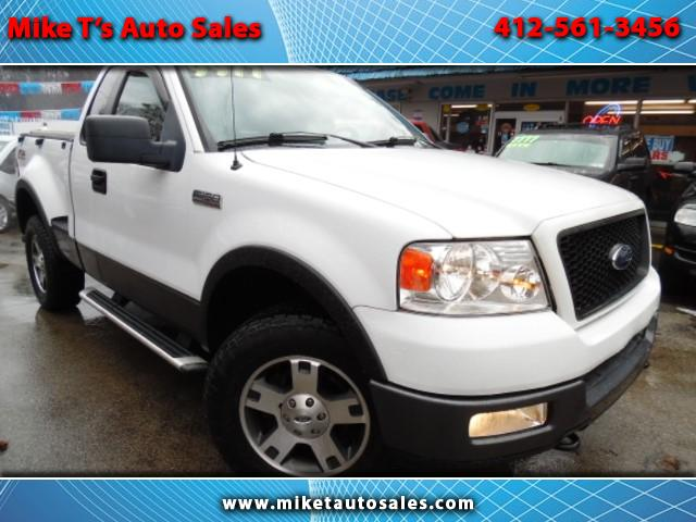 2005 Ford F-150 FX4 Flareside 4WD